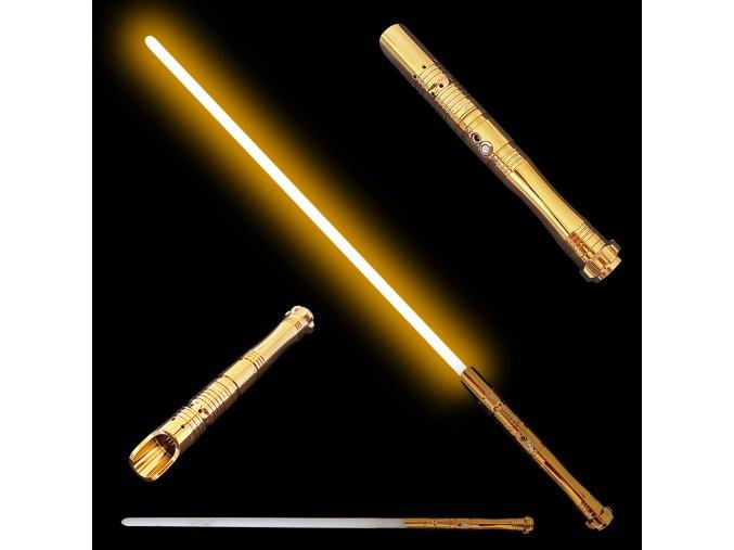 """HQ světelný meč """"VALENTHYNE FARFALLA"""" Plně kontaktní! Multi-COLOR!!!"""