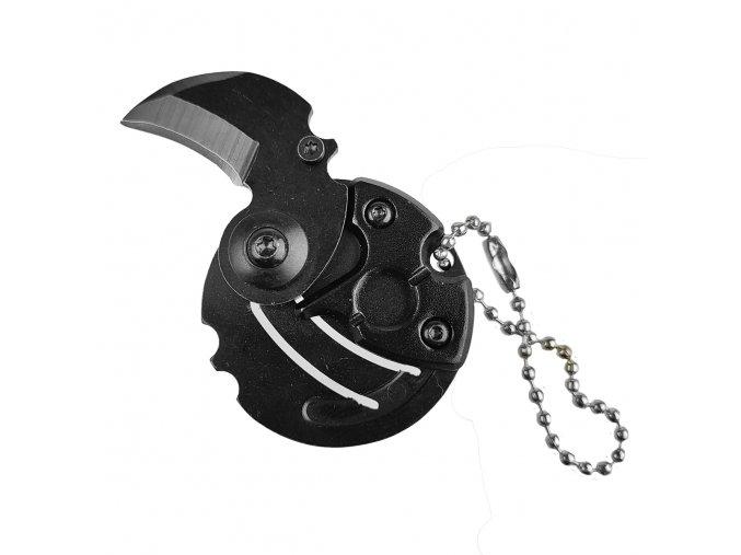 """Mini nožík/disk """"CIRCLE SABER"""" 4 barevné varianty"""
