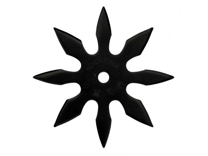 """Vrhací hvězdice """"NATTY"""" osmicípá, černá"""