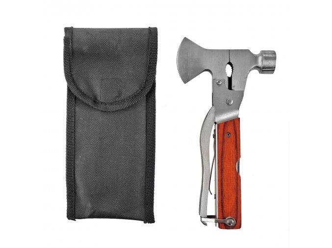 """Multifunkční nůž s kladivem """"HAMMER/AXE"""""""