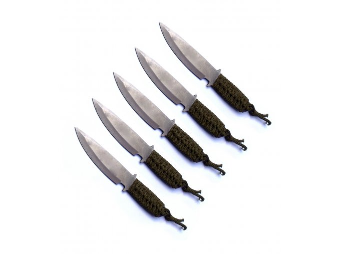 """Střední vrhací nůž """"PILOT"""" - EKONOMICKÉ BALENÍ"""