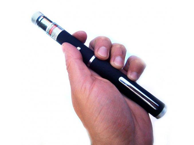"Zelený laser ""BIG HEAVEN DISCO"" <500mW"