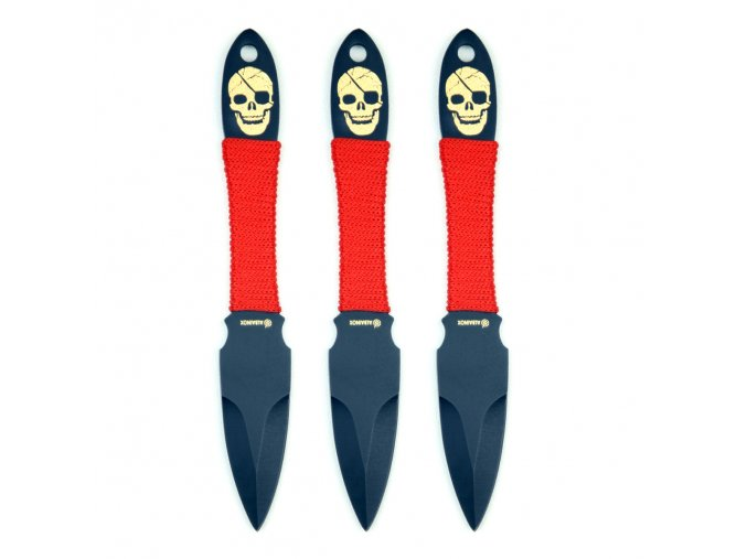 """Velký vrhací nůž """"PIRATE JACK SPARROW"""""""