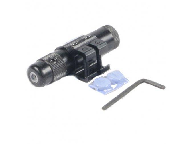 """Červený laserový zaměřovač """"HEADSHOT mini"""" <5mW"""