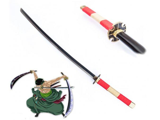 "Anime meč ""RORONOA ZORO"""