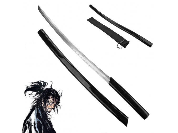 """Skrytá katana """"SHINOBI"""""""