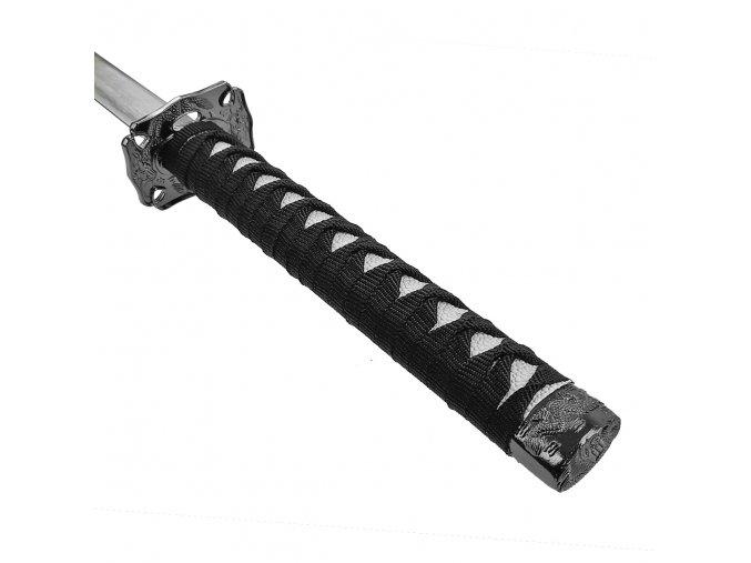 """Sada samurajských mečů """"BLACK - ADVANCED"""""""