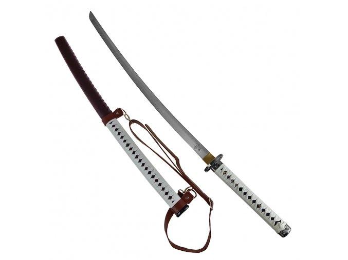 """Michonne's Katana """"THE WALKING DEAD"""" se zádovým přehozem!"""