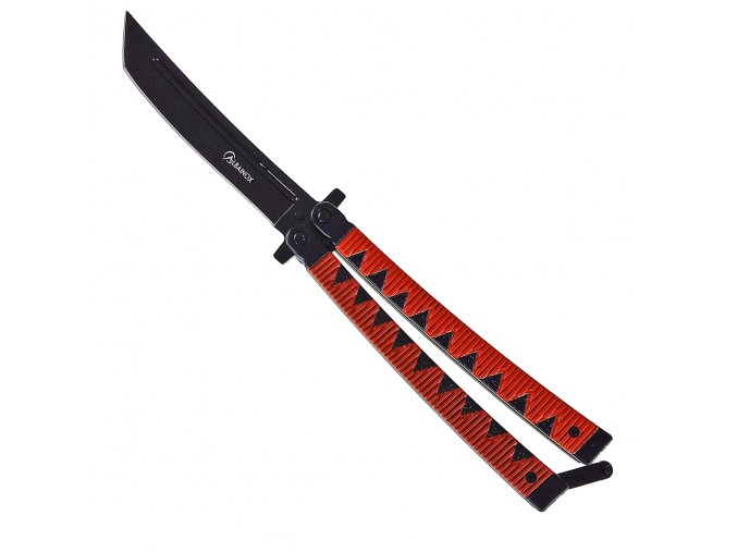 "Balisong ""RED TANTO"""