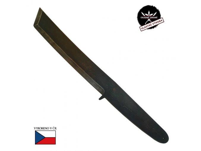 """Monstrózní vrhací nůž """"THROWING TANTO"""" železný"""