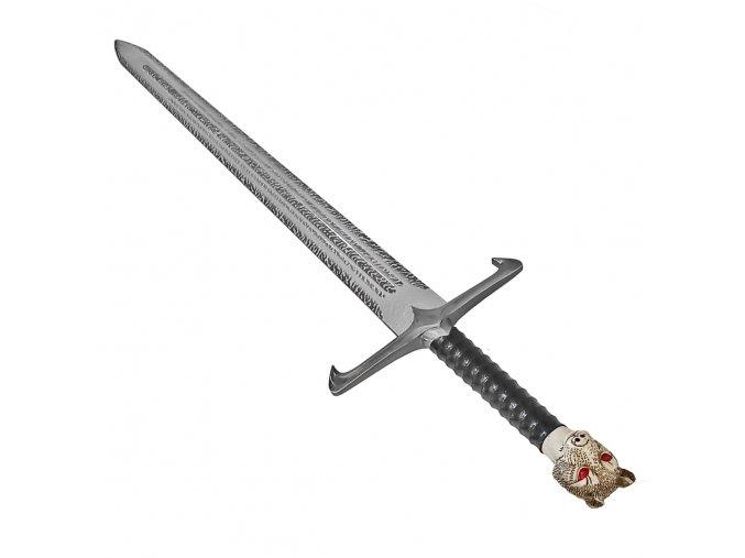 "Legendární meč Jona Snowa ""LONGCLAW"" - Game of Thrones"