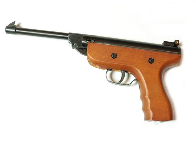 """Vzduchovka """"SPA S2"""" pistolová"""