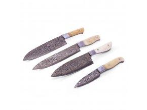 "Sada damaškových kuchyňských nožů ""PROFESIONAL"""