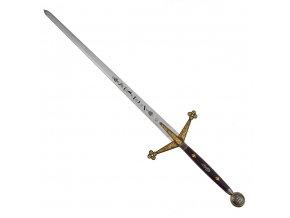 """Královský meč """"ROYAL CLAYMORE"""" replika"""