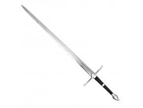 """Funkční ocelový meč """"STRIDER"""" ostrý!"""