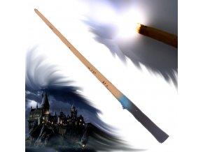 """Kouzelnická hůlka """"Hogwarts´s PRIMUS"""" svítící"""