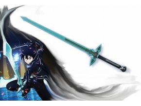 """Měkčený fantasy meč """"KIRITAS SWORD"""" Sword art online"""