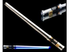 """Světelný meč """"OBI-WAN KENOBI"""" Plně kontaktní!!!"""