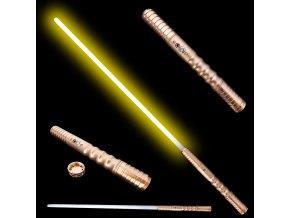 """Lightsaber/světelný meč """"JEDI PADAVAN"""" Plně kontaktní + Multicolor!"""