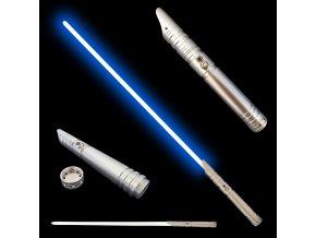 """Světelný meč """"LIGHTSABER MASTER"""" Plně kontaktní! MULTI-COLOR!"""