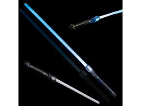 """Obouruční světelný meč """"DOUBLEHAND SABER"""" plně kontaktní!"""