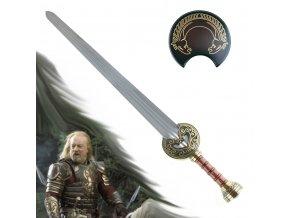 """Meč Théodena Rohanského """"HERUGRIM"""" Pán Prstenů"""