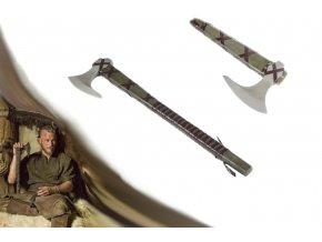"Vikingská sekera ""AXE OF RAGNAR LOTHBROOK"" Vikings"