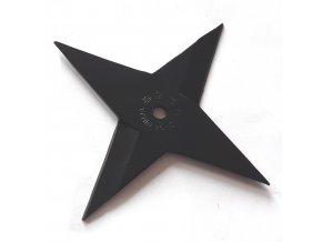 "Vrhací hvězdice ""BLACK SHURIKEN"""