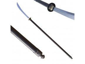 """Japonská naginata """"BUDŽINKAN"""" Druhá jakost (Bez pochvy )"""