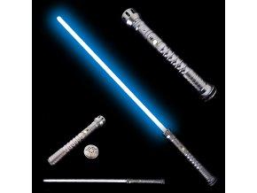 """Světelný meč """"REVENGE OF JEDI"""" Plně kontaktní! Multi-color!!!"""