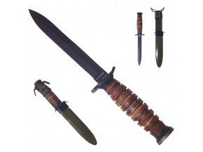 """Bojový nůž """"2th War"""""""