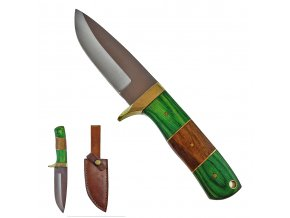 """Pevný HQ lovecký nůž """"LEAF BLADE"""""""