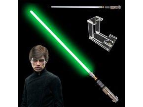 """Světelný meč """"LUKE SKYWALKER"""" Plně kontaktní! Multi-COLOR!!!"""