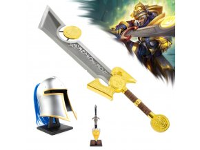 "Limitovaná sada ""PALADIN OF THE SILVER HAND"" 3 produkty ""ASHBRINGER"" Warcraft"