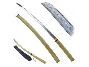 """Neobvyklý samurajský meč """"OTHER SIDE"""""""