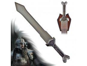 """Meč trpasličího válečníka """"SWORD OF EREBOR"""" Hobbit"""