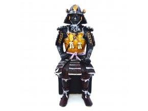 samuraj černý