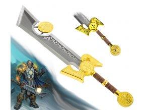 """Meč Tiriona Fordringa """"ASHBRINGER"""" World of Warcraft"""