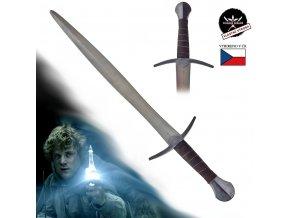 """Kovaný hobití meč """"SAMWISE GAMGEE"""" na kontaktní šerm!"""