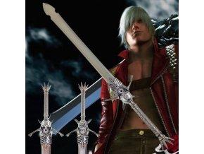 "Danteho meč ""REBELLION"" Devil May Cry"