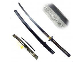 "Damaškový Samurajský meč ""WAY OF SAMURAI"""