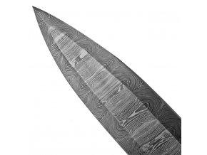 "Damaškový Rambo nůž ""BEAR CLAW"" Bowie"