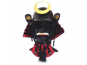 """Samurajská přilbice """"KAGE"""" vysoká kvalita"""