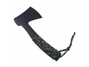 """Pevný nůž s parakordem """"FOREST MASTER"""" taktický"""