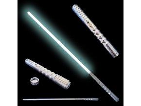 """Světelný meč """"THE GREY JEDI"""" Plně kontaktní! Multi-color"""
