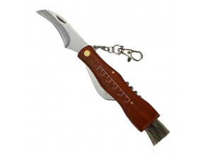 """Houbařský nůž se štětečkem """"MASTER MUSHROOM"""""""