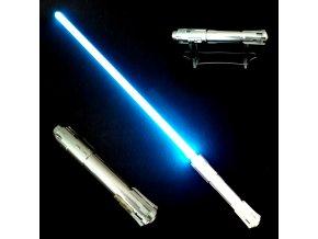 """Světelný meč """"BEN SOLO"""" Plně kontaktní! Multi-color!!! II. jakost"""