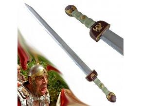 """Dlouhý měkčený Římský meč """"CAIUS BONUS"""""""