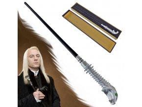 """Kouzelnická hůlka """"LUCIUS MALFOY"""" Harry Potter"""