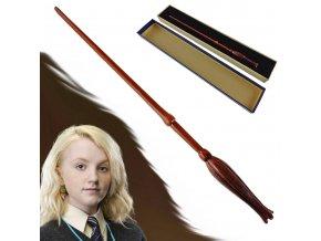 """Kouzelnická hůlka """"LUNA LOVEGOOD"""" Harry Potter"""